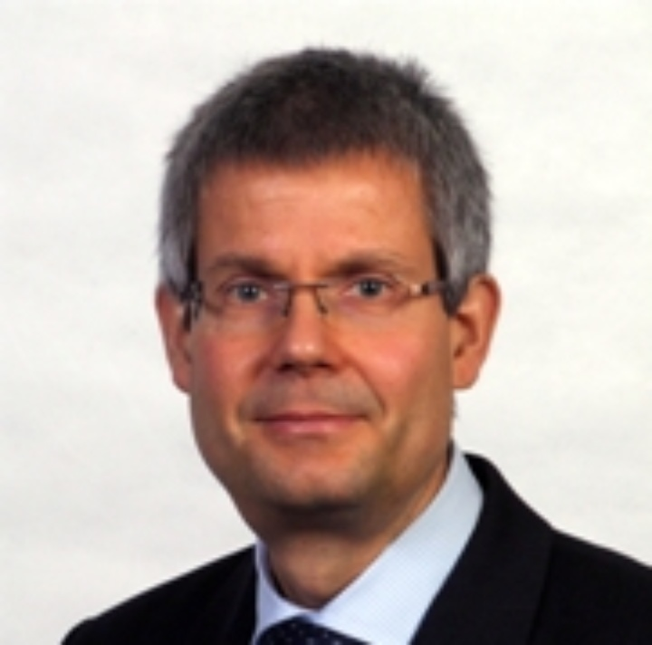 Institute director Stephan Staudacher